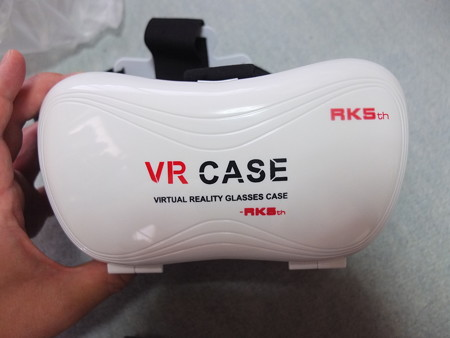 VR CASE RK5th 前側