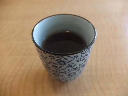 越後海鮮どん屋 お茶(サービス)