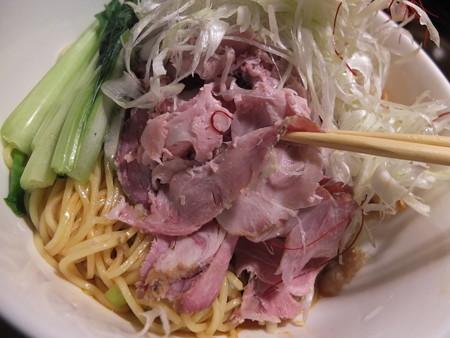 龍馬軒 あまから麺(期間限定) 釜焼き薄切りチャーシューアップ