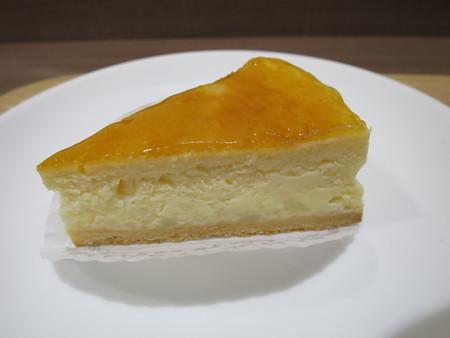 Vege'c じゃがいもチーズケーキ¥280