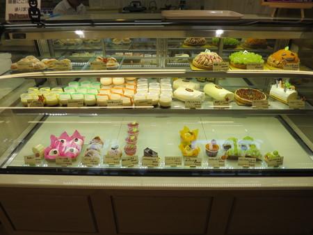 Vege'c ケーキ売り場