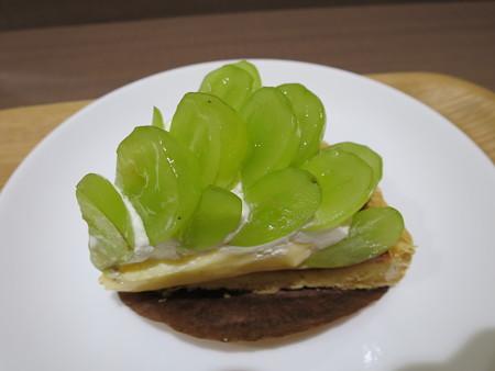Vege'c シャインマスカットタルト¥500