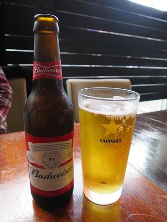 じょうえつバル街2016 キンズ キャンプ サルーン バドワイザー&ノンアルビール