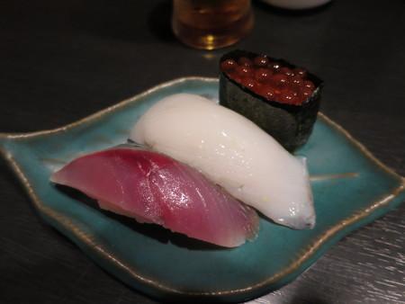 じょうえつバル街2016 季楽 寿司