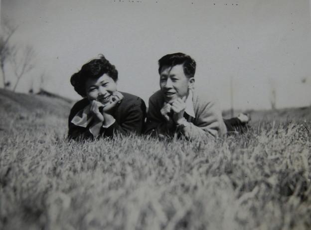 親父とお袋の青春時代?