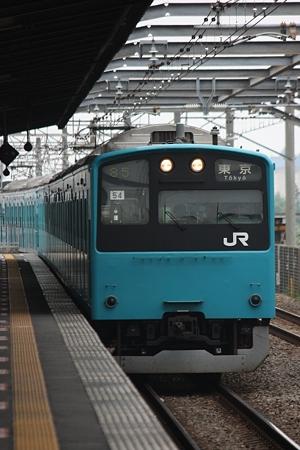 2010.07.11(SUN) JR京葉線 201系[葛西臨海公園]