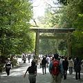 写真: 20110502_伊勢神宮 内宮(皇大神宮) 第二鳥居