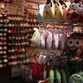 京都の土産物店