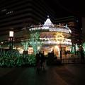 有楽町駅前のイルミネーション