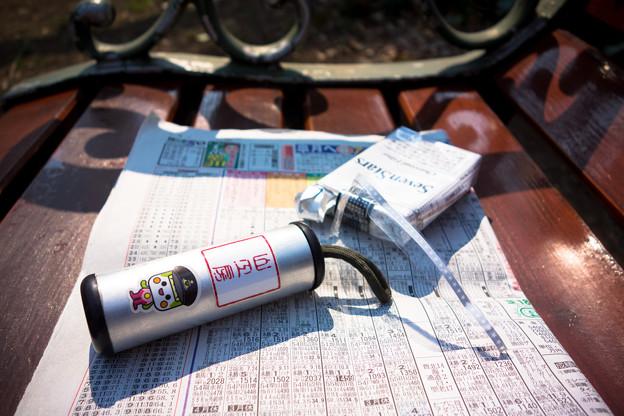 写真: 第118回モノコン 山工房携帯灰皿