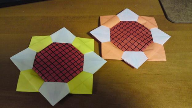 バラ 折り紙 夏の折り紙 : divulgando.net