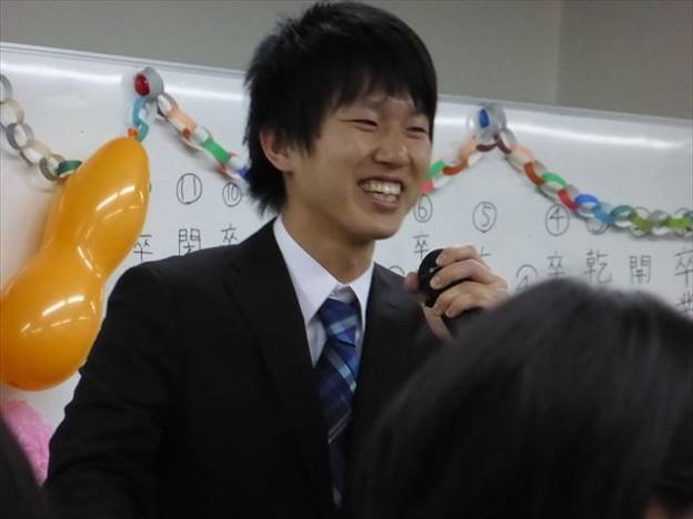 Photos: 池永さん
