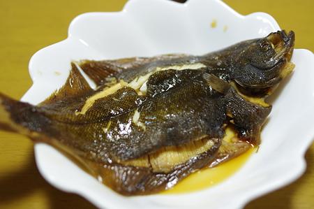 最近魚料理が多いですw
