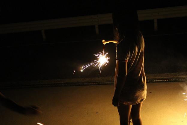 小さな花火2