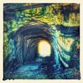 写真: 隧道ぬけたらキットすかいぶる~