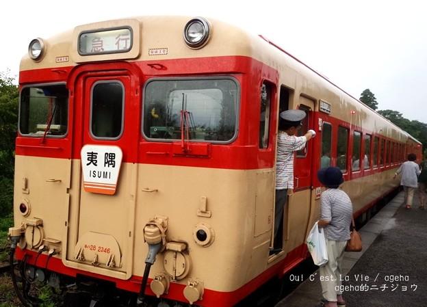 いすみ鉄道 イタリアンランチクルーズ2014 ・02