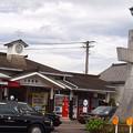 Photos: 大多喜駅。(いすみ鉄道 イタリアンランチクルーズ2014)