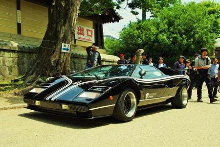 ランボルギーニ  カウンタックLP500R