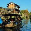 写真: 八幡堀