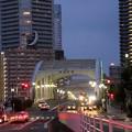 Photos: 三日月と橋