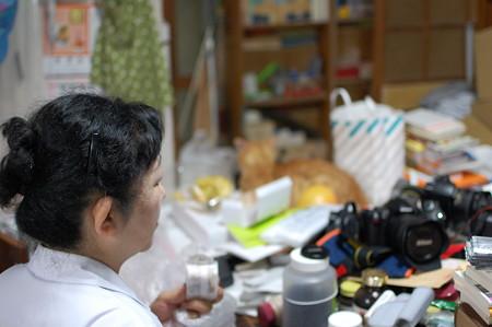 2010年8月9日のボクチン(6歳)