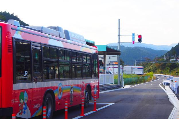 気仙沼駅 BRT