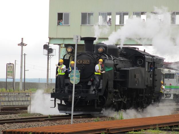 SL函館大沼号 移動1