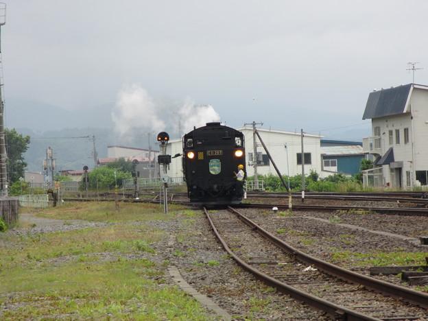 SL函館大沼号 移動3