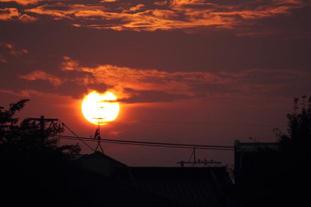 Photos: 雲のすきまから