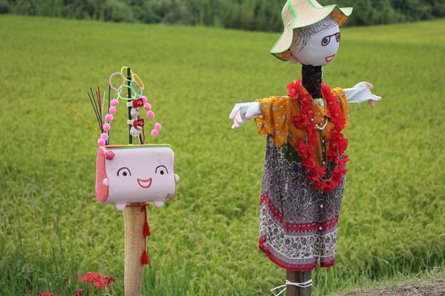 津奈木町かかし祭り
