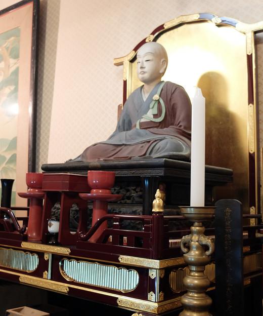 信松院 松姫座像