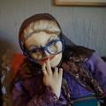 Photos: 中島萬里さんの人形1