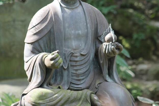 瑞泉寺のお地蔵さま 2