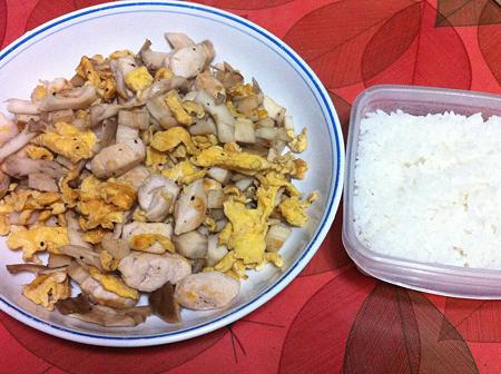 20120604夕食