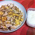 写真: 20120604夕食