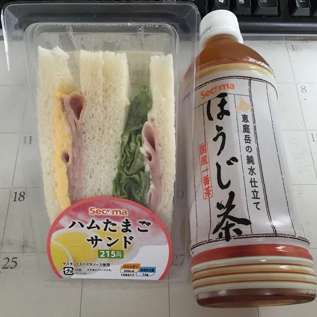写真: 20160909朝食
