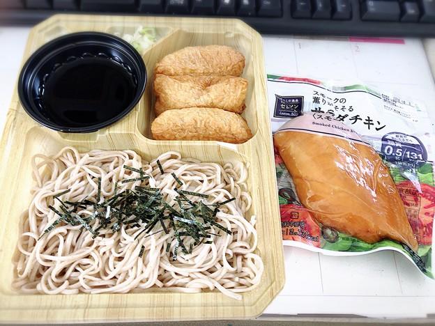 写真: 20160920昼食