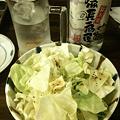 Photos: 独り宴会 2010052