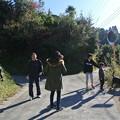 写真: 花倶楽部へ散歩に行きました1