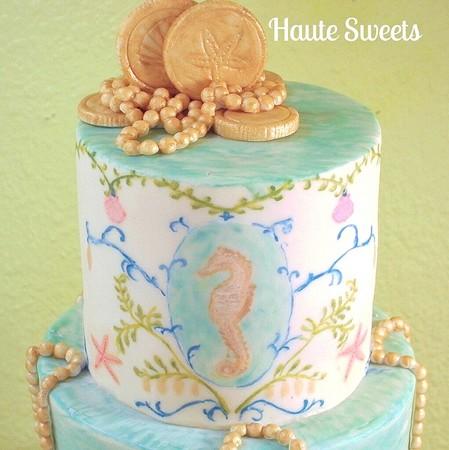Nautical cake 2
