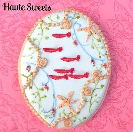 Nautical cookie 2