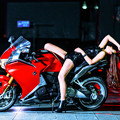 写真: Beauty and the Bike