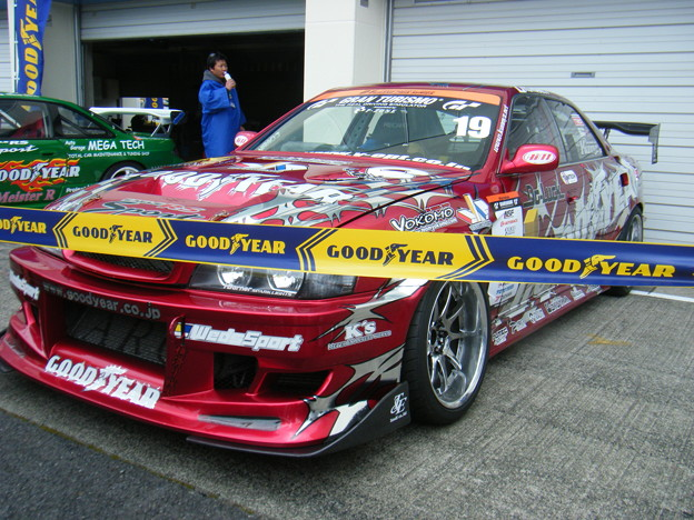 GOODYEAR Racing with Do-Luck CHASER