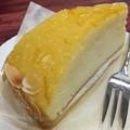 オレンジチーズケーキ1