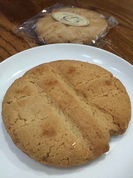 ピーナッツクッキー2
