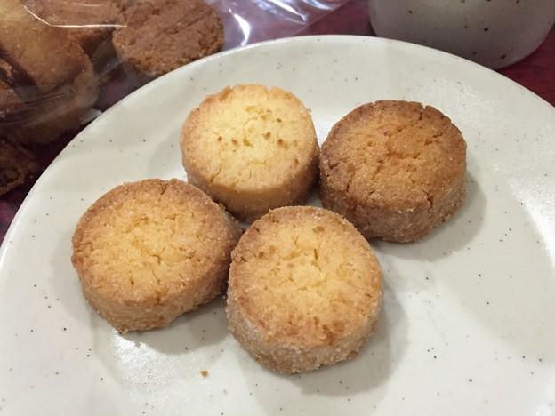 パティスリータツヤササキのクッキー
