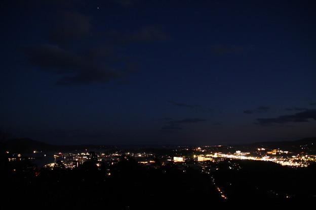 気仙沼の夜景