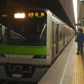 Photos: 都営新宿線九段下駅5番線 都営10-330F各停笹塚行き