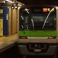 Photos: 都営新宿線岩本町駅2番線 都営10-380F各停橋本行き前方確認