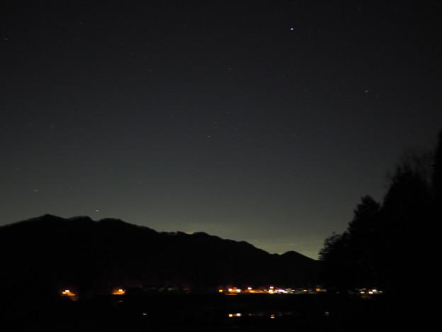 Photos: 宮ケ瀬湖畔より